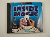 Inside Magic CD-ROM for Win/Mac PC Game