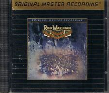 Wakeman, Rick Journey to the Centre of the Earth MFSL GOLD CD UII ohne J-Card