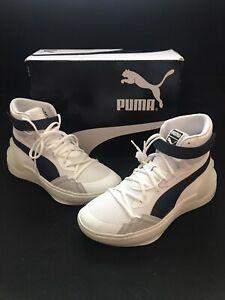Size 9 - PUMA Sky Modern White Peacoat 2020