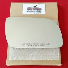 NEW Mirror Glass + ADHESIVE 99-05 CHEVY GMC VAN Passenger Side *** FAST SHIP ***