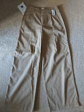 Gap Hi-Rise Pleat Mojav Trousers Size 2 UK 6 BNWT
