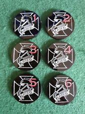 Ready to go Death Korps of Krieg objective markers