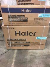HAIER Ductless Mini Split Air Conditioner & Heat 9K BTU 17 SEER HIGH EFFICIENCY!