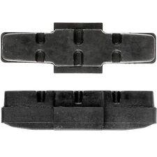 Promax Bremsgummi für Magura HS 11 und HS 33 schwarz 2 Stück