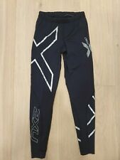 2XU Tights Compression Fitness Pants Gym Leggings Running Bottom Women's Size XS
