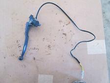 1980 Suzuki GS550 GS550L GS 550L 550 clutch lever perch mount handle