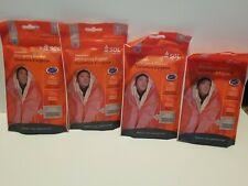Lot of (4) Amk Sol Heatsheets Heat Reflective Emergency Blanket Blankets
