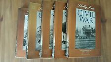 Shelby Foote Time Life Civil War Series 40th Anniversary 1-5