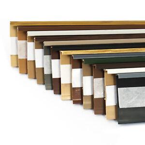 Teppichleisten Sockelleisten Zubehör Fussleisten Bodenleiste Teppich ab 10m SET