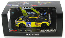 Audi R8 LMS #102 Team Black Falcon Nurburgring 24hr 2010 1:43