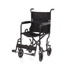 "Transport Rollstuhl ""Glory"" Sitzbreite 48 cm Transport-Rollstuhl faltbar Romed"