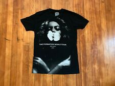 Beyoncé Formation 2016 Tour Shirt Size Small