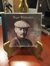 Roger Whittaker: You Deserve The Best(CD, 1990, Liberty) Resealed/LN!