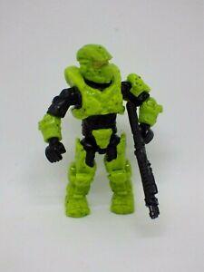 Figurine MEGA Block Mēga Construx Halo Master Green Spartan