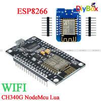 ESP8266 ESP-12E CH340G NodeMcu Lua WeMos D1 Mini WIFI Network Development Board