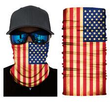 10 pack Neck Gaiter Face Bandana Scarf Fishing Sun Headwear
