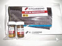 KIT DE REPARACION FIBRA DE CARBONO KITCARBONO KitEco ™ 20x20cm Plain 3k