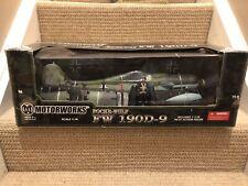 Ultimate Soldier/Motorworks 1:18 Focke-Wulf FW-190D-9 W/Pilot, No. 10175