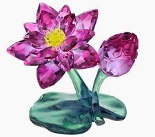 Authentic New in Box $449 Swarovski Lotus Flower #5275716