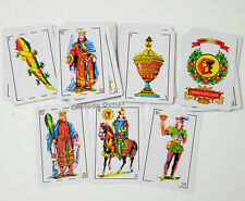MEXICAN SPANISH PLAYING CARDS GAME BINGO TAROT BARAJA CARD GAME KING DECK NEW