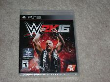 WWE 16...PS3...***SEALED***BRAND NEW***!!!!!!