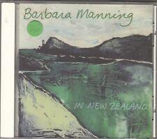 BARBARA MANNING - in new zealand CD