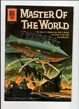 Dell Four Color #1157 Master of The World 1961 Fn Vintage Comic