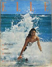 Elle n°606 - 1957 - Collection sport - Pékin - Berthe Grimault - Gym dansée -
