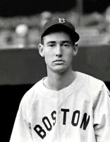 Ted Williams #3 Photo 11X14 - 1939 Red Sox Rookie  B&W