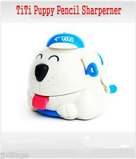 TITI Pencil Sharpener Puppy shape character stationery for school kid