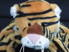 WEBKINZ PLUSH ONLY NO CODE BENGAL TIGER CUB FREE SHIPPING STUFFED ANIMAL BIG CAT
