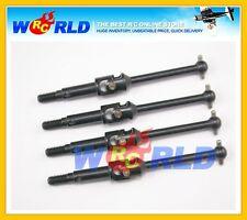 HARD STEEL FRONT & REAR CVD SWING SHAFT FOR TAMIYA 1/10 TL01 TL-01