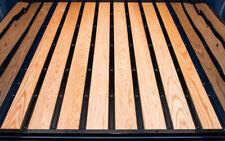 Bed Strips Ford 1976 - 1979 Plain Steel Short Step Flareside Pickup Truck Wood