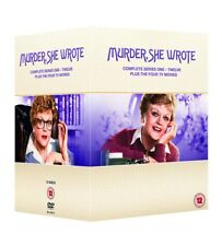 Murder She Wrote: Complete Series One - Twelve (Box Set) [DVD]