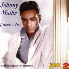 Johnny Mathis - Definitive Early Hits [New CD]