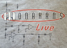 Monahans Live Small T Shirt World Tour Austin Texas Gray Unworn New