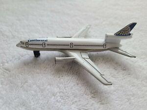 Matchbox Continental SB13 DC-10 Jet Plane Die Cast Metal 2000