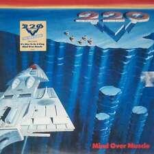 220 Volt - Mind Over Muscle (LP, Album) Vinyl Schallplatte - 117431