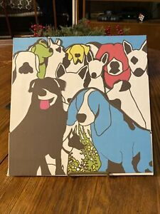 "The Format ""Dog Problems"" 2x LP White Wax fun. Nate Ruess Jack Antonoff OOP"