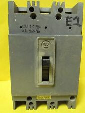 * GENERAL ELECTRIC  20 AMP  2 POLE  CIRCUIT BREAKER  TEYRC220 ..... G-50