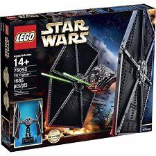 LEGO Star Wars TIE Fighter 75095