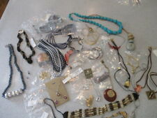Costume Jewelry Lot 40 pieces Nothing Broken Lot 4