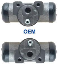 2 Brake Wheel Cylinders OEM ACDELCO REAR L & RColorado Silverado Canyon Sierra