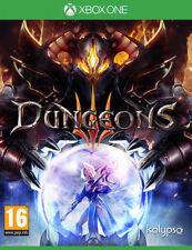 Dungeons III 3   Xbox One Nuovo
