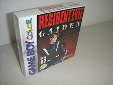 Resident Evil Gaiden, New Factory Sealed (Game Boy Color)