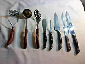 Lot of (8) Cutco Pieces / Take a look!