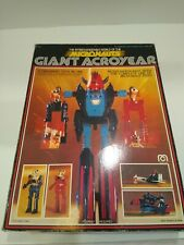 Micronauts Giant Acroyear, Box, Instructions and Pamphlet- Complete- Very Nice!