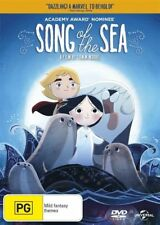 Song Of The Sea (DVD, 2016) (Region 4) Aussie Release