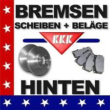 53 Bremsen hinten BMW 3er E36 Touring/Kombi/Cabrio/Coupe★Bremsscheiben+Beläge