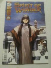 Spirit Of Wonder #5 of 5 August 1996 Dark Horse Comics Kenji Tsuruta